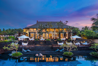 Here's a list of some of the best resort in bali