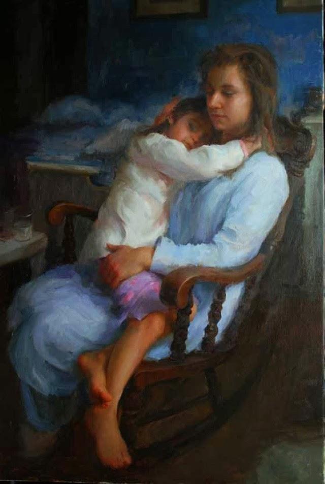 Красота и любовь. Marci Oleszkiewicz