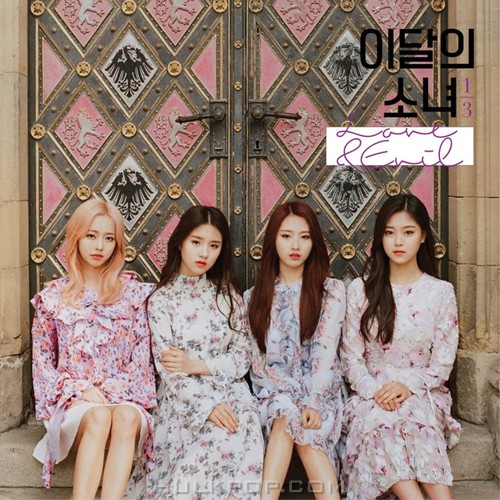 LOONA 1/3 – Love & Evil – EP (ITUNES MATCH AAC M4A)