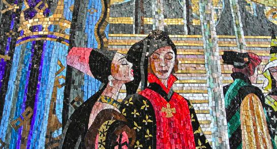 「シンデレラ城 ガラス細工 絵」の画像検索結果
