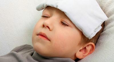 Cara Mengatasi Anak Demam Panas Tinggi Tanpa Obat Dokter