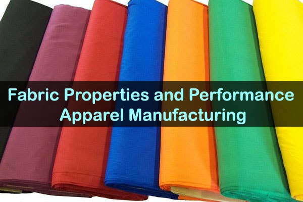 Different fabric for apparel manufacturing