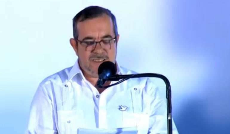 Las @FARC_EPaz SÍ pideron perdón a todas las víctimas del conflicto