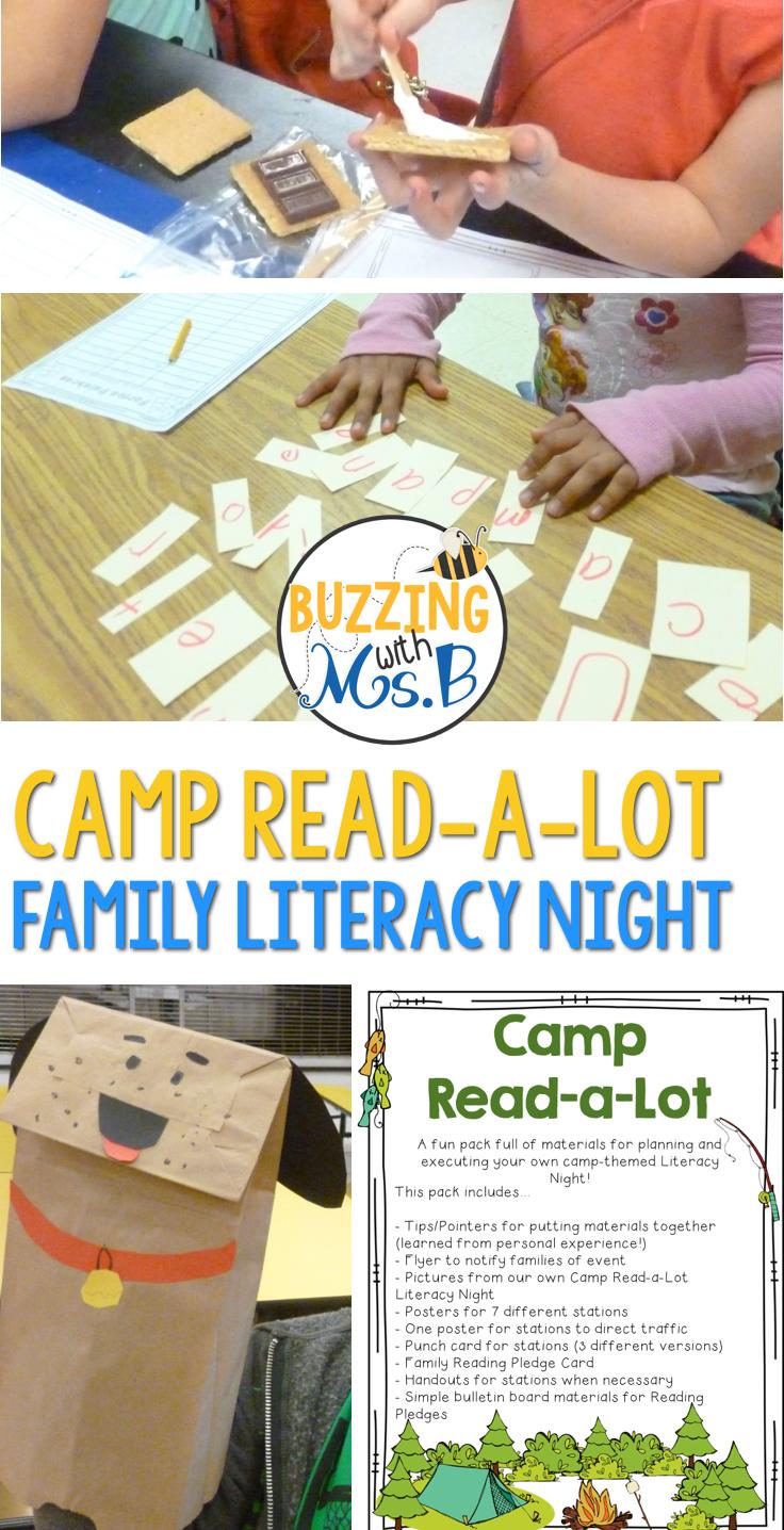 Family Literacy Night Clipart Wwwtopsimagescom