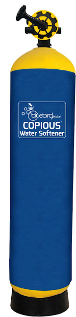 Blue Bird launches its new range of Water Softeners