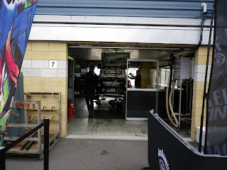 MECHANICS SHED