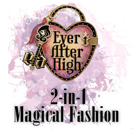 EAH 2-in-1 Magical Fashion Dolls