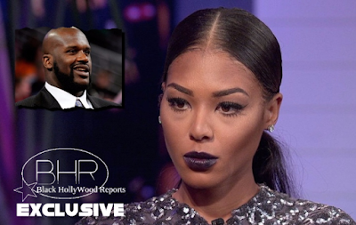 "Love And Hip Hop Hollywood Star Moniece Slaughter Responds To Rumors Of Having ""Secret Relations"" With Former NBA Star Shaq"