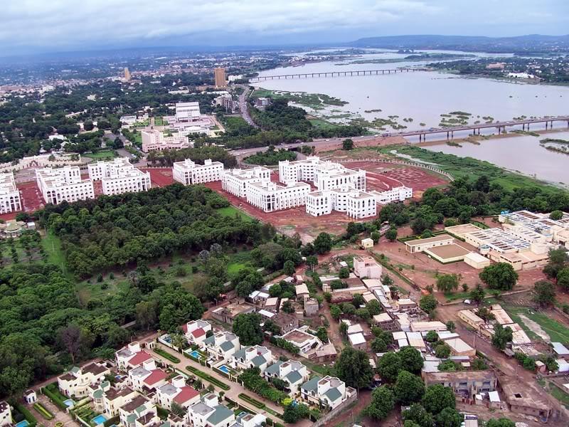 Bamako   Capital e Maior Cidade do Mali