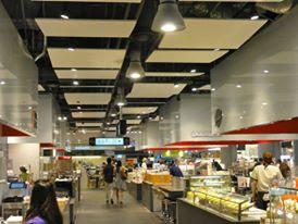 Food Court at D Cube City Seoul South Korea