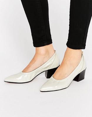 diseños de Zapatos de Tacon Bajo