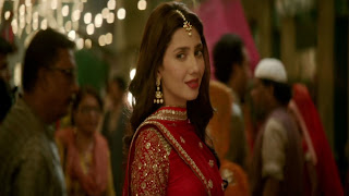 Mahira Khan Raees Movie Actress Photo