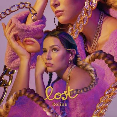 Lost est le premier extrait du prochain EP de Koline, à paraître en 2020.