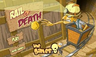 تحميل لعبة قطار الموت Rail Of Death
