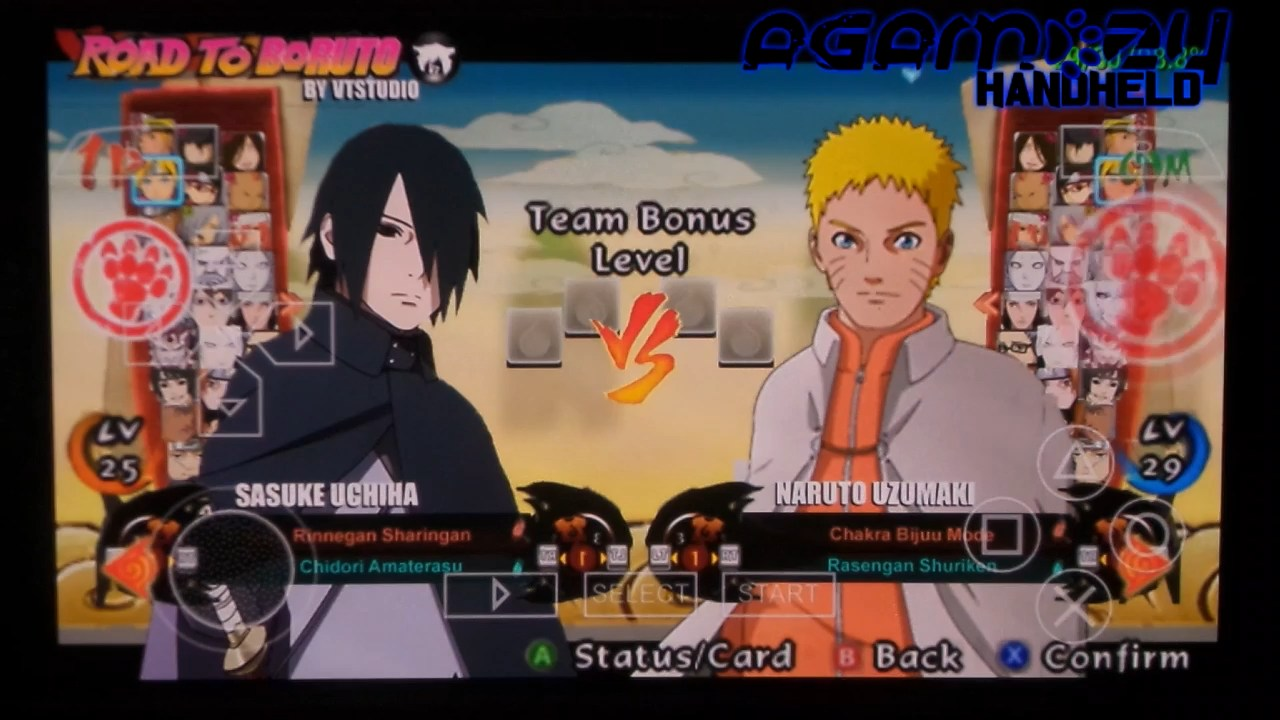 download game psp naruto ultimate ninja storm 4 road to boruto