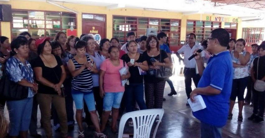 DRE Áncash: Especialistas capacitan en soporte socioemocional a directores y docentes de Huarmey