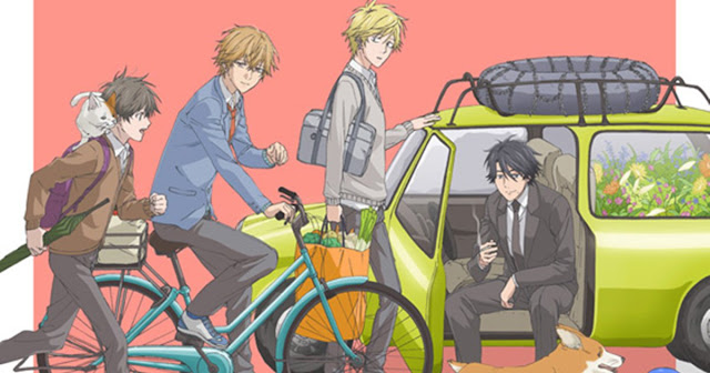 Download OST Opening Ending Anime Hitorijime My Hero Full Version
