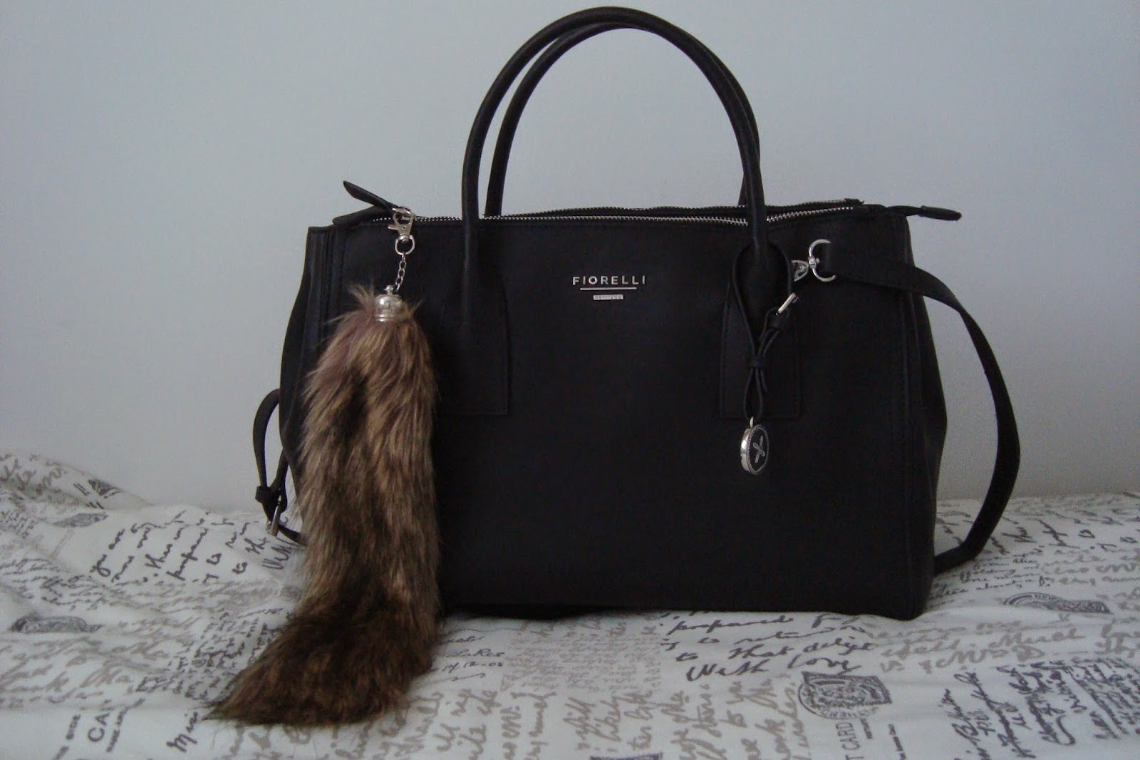Recent Purchases Fiorelli Nikki Black Tote