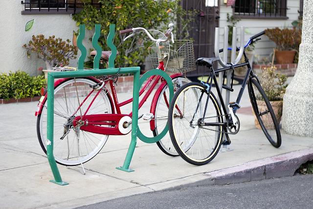 Bikes Long Beach