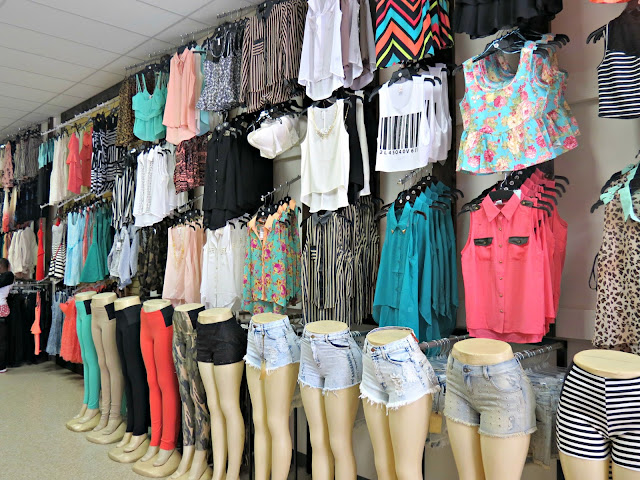 Ladies clothes stores