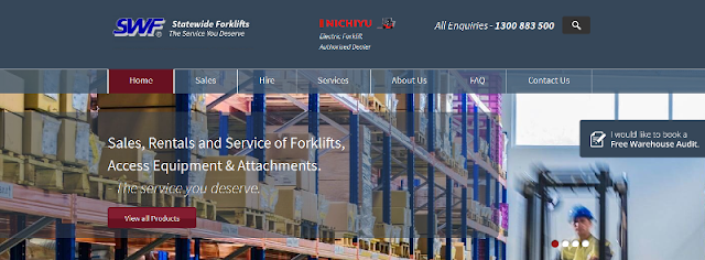 leading supplier and rental services provider of forklift and other equipment