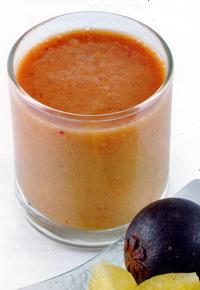 jus buah manggis belimbing