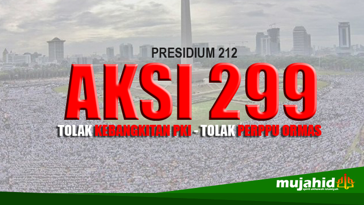Aksi Bela Islam 299