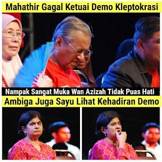 Anak Muda Tidak Sokong Agenda Peribadi Mahathir Dan DAP #KelentongBasi