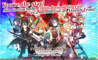 Sword Art Online Integral Factor Mod Apk v1.1.2 English Version for Android