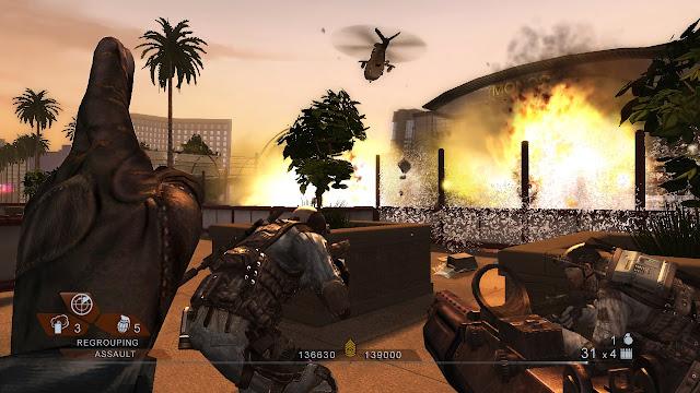 Tom Clancys Rainbow Six Vegas 2 PC Full Version Screenshot 1