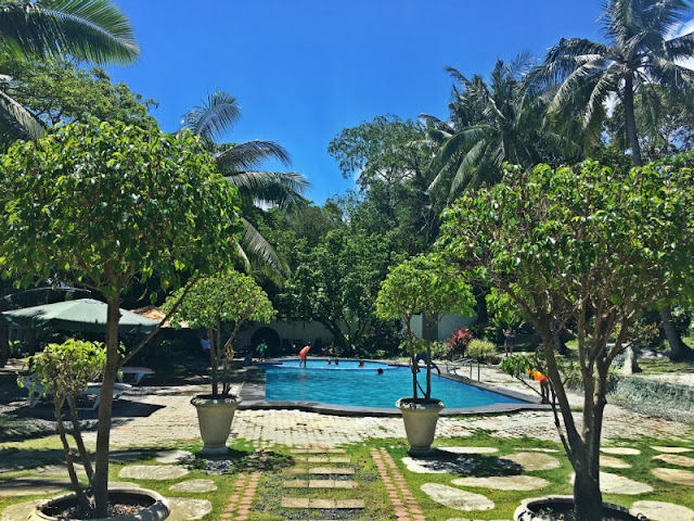 Pilapil Park Beach Resort Swimming Pool