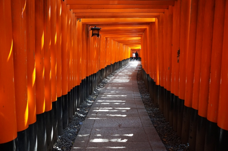 Fushimi Inari Shrine, Kyoto, Japan, Euriental