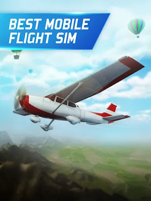 لعبة Flight Pilot Simulator v1.3.7 unnamed+%2863%