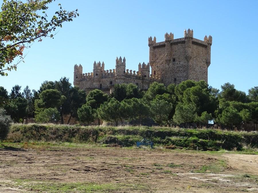 Castillo de Guadamur, Toledo