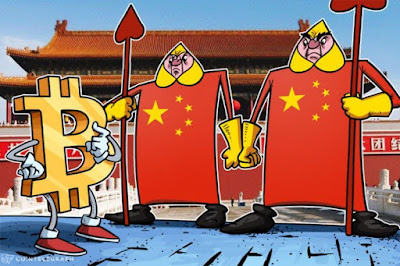 الصين تحارب البتكوين