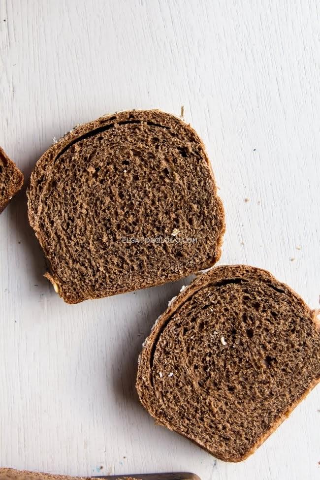 pan negro ruso a la venezolana (con ingredientes locales) vía elgatogoloso.com