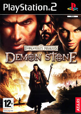 Forgotten Realms: Demon Stone (PS2) 2004