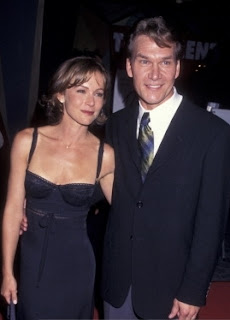 Patrick Swayze y Jennifer Grey. Dirty Dancing