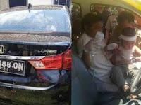 Sadis ! Satu Keluarga di Berondong Oknum Polisi