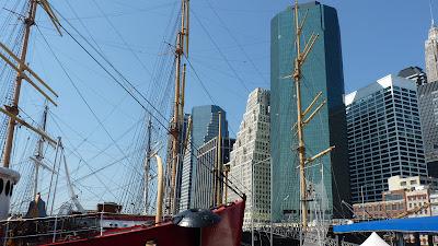 Pier 17, Nueva York