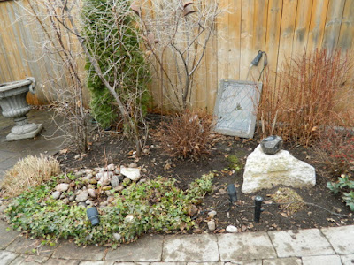 Leaside Toronto Back Garden Spring Cleanup After by Paul Jung Gardening Services--a Toronto Gardening Company