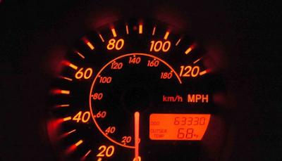 Pengertian RPM Dan Perbedaan RPM speedometer, Odometer pada mobil yang harus anda ketahui