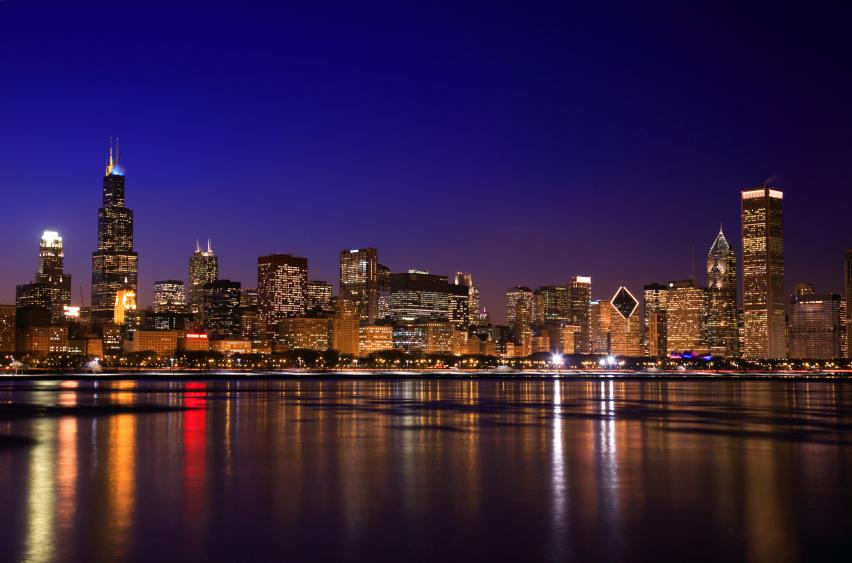 Image result for Chicgo skyline