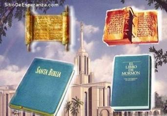 La Biblia comparado con El Libro de Mormón - Sitio de