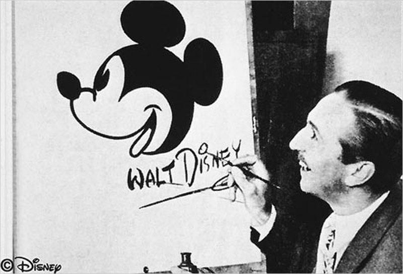 История Disney