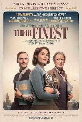 Their Finest 2016 DVD R1 NTSC Latino