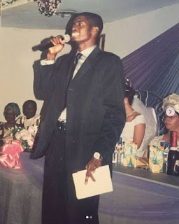 The Blanket I Used To Call Suit - Basketmouth Shares Inspirational Throwback Photos