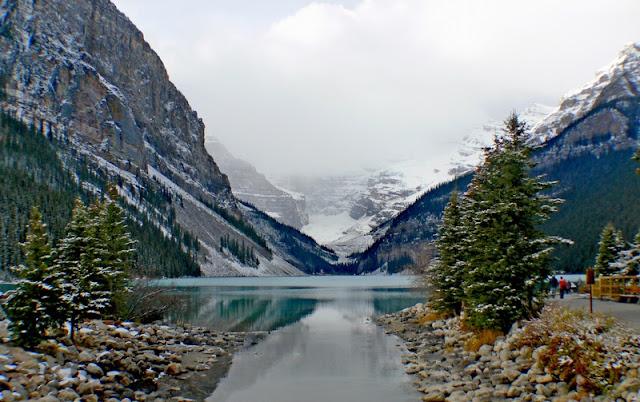 Lake at Banff National Park