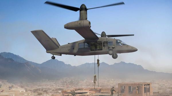 EEUU prepara el helicóptero que jubilará a los 'Black Hawk', 'Chinook' y 'Apache' Kompanie2