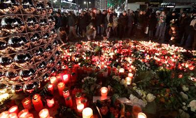 Breitscheidplatz, berlini terrortámadás, berlini merénylet, Anis Amri, Németország, Der Spiegel